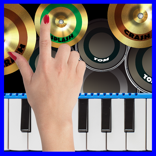 Blue Drum – Piano 3.5  MOD APK Dwnload – free Modded (Unlimited Money) on Android