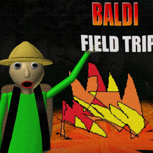 Buldi's basic Field Trip in Camping BALDIS BASIC MOD APK Dwnload – free Modded (Unlimited Money) on Android