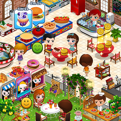 Cafeland World Kitchen  2.1.71 MOD APK Dwnload – free Modded (Unlimited Money) on Android
