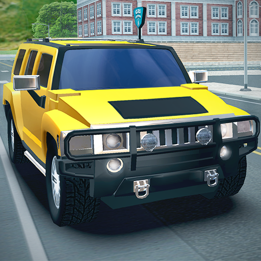 City Car Driving & Parking School Test Simulator  3.2 MOD APK Dwnload – free Modded (Unlimited Money) on Android