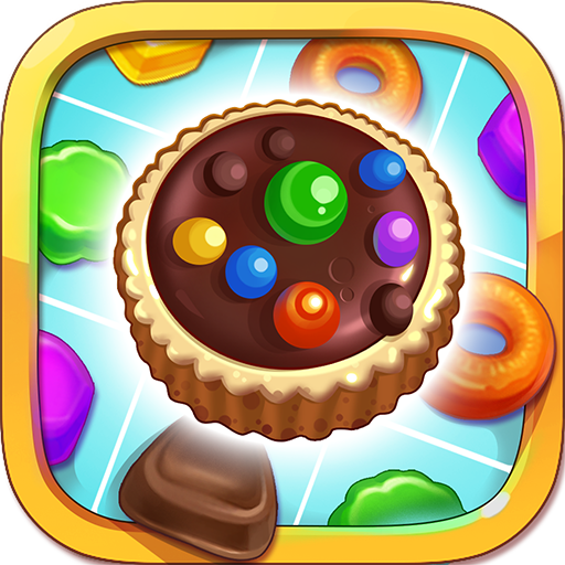 Cookie Mania – Match-3 Sweet Game 2.6.4    MOD APK Dwnload – free Modded (Unlimited Money) on Android