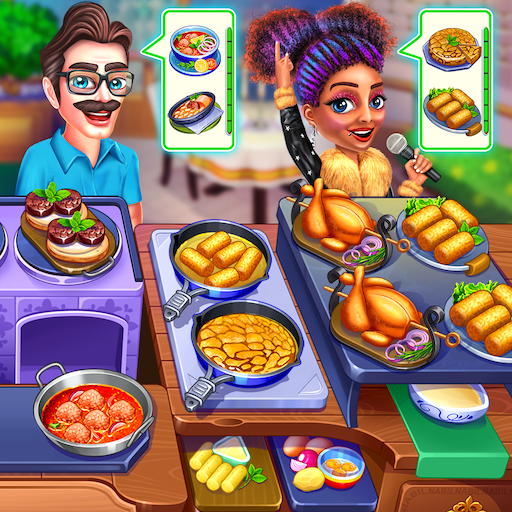 Cooking Express : Food Fever Cooking Chef Games  2.4.3 MOD APK Dwnload – free Modded (Unlimited Money) on Android
