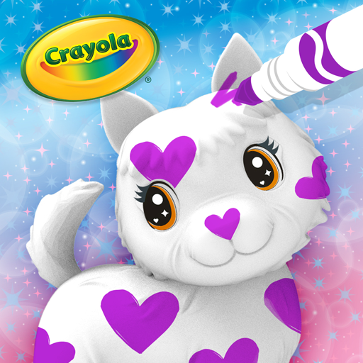Crayola Scribble Scrubbie Pets 1.12  MOD APK Dwnload – free Modded (Unlimited Money) on Android