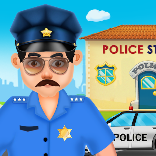 Crazy Policeman – Virtual Cops Police Station 8.0 MOD APK Dwnload – free Modded (Unlimited Money) on Android