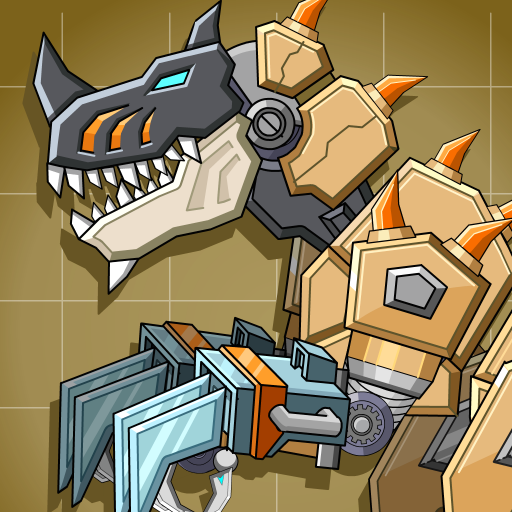 Desert T-Rex Robot Dino Army 2.5 MOD APK Dwnload – free Modded (Unlimited Money) on Android