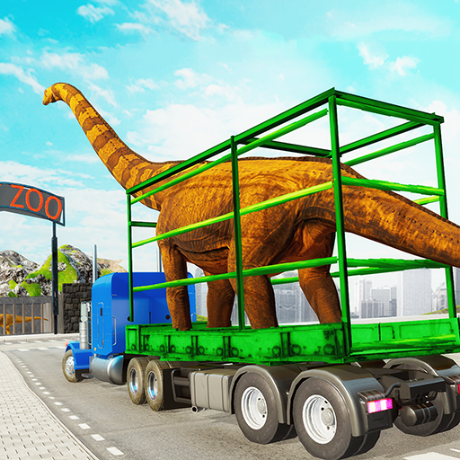 Dino Transp1.7 Modded (Unlimited Money) on Android