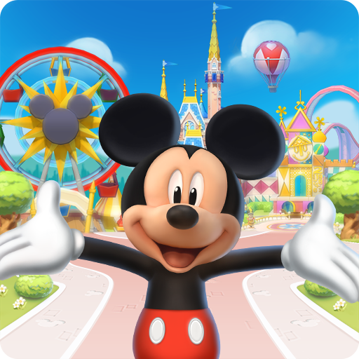 Disney Magic Kingdoms: Build Your Own Magical Park  5.8.1b MOD APK Dwnload – free Modded (Unlimited Money) on Android