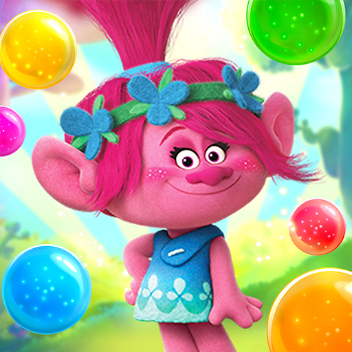 DreamWorks Trolls Pop: Bubble Shooter & Collection  3.6.1 MOD APK Dwnload – free Modded (Unlimited Money) on Android