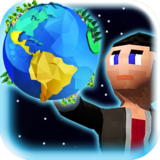 EarthCraft 3D: Block Craft & World Exploration 5.1.2  MOD APK Dwnload – free Modded (Unlimited Money) on Android