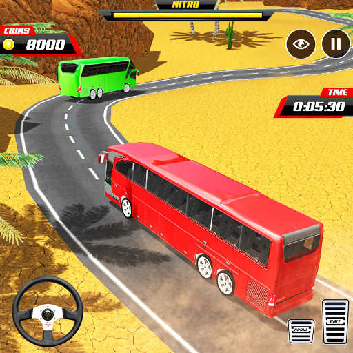 Euro Bus Racing Hill Mountain Climb 2018 1.0.4 MOD APK Dwnload – free Modded (Unlimited Money) on Android