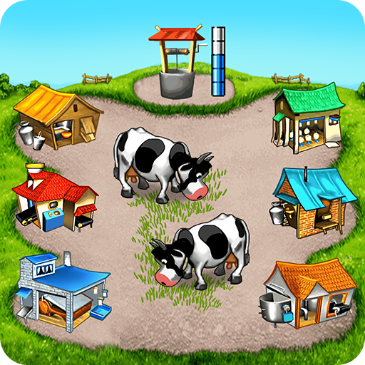 Farm Frenzy Free Time management games offline 🌻  1.3.8 MOD APK Dwnload – free Modded (Unlimited Money) on Android