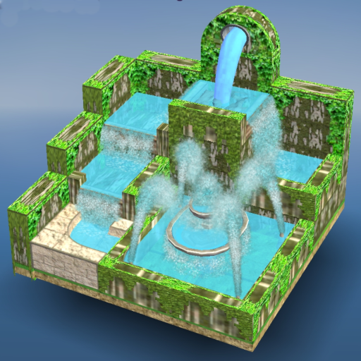 Flow Water Fountain 3D Puzzle 1.2 MOD APK Dwnload – free Modded (Unlimited Money) on Android