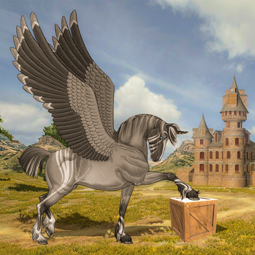 Flying Unicorn Horse Family Jungle Survival 4.6 MOD APK Dwnload – free Modded (Unlimited Money) on Android