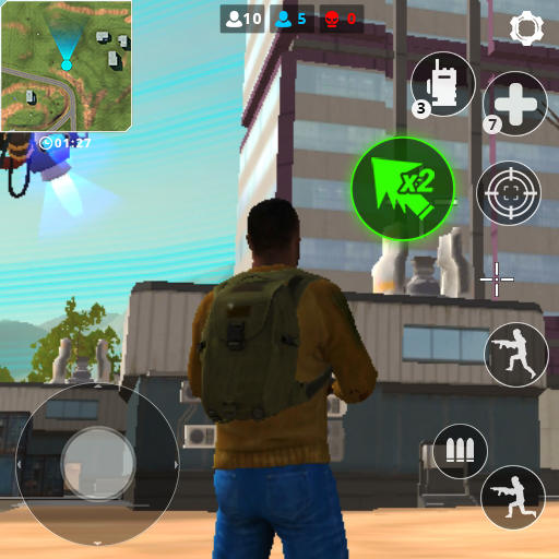 🔫Free Battle Royale Fire Force: Shooting games 2.2.2  MOD APK Dwnload – free Modded (Unlimited Money) on Android