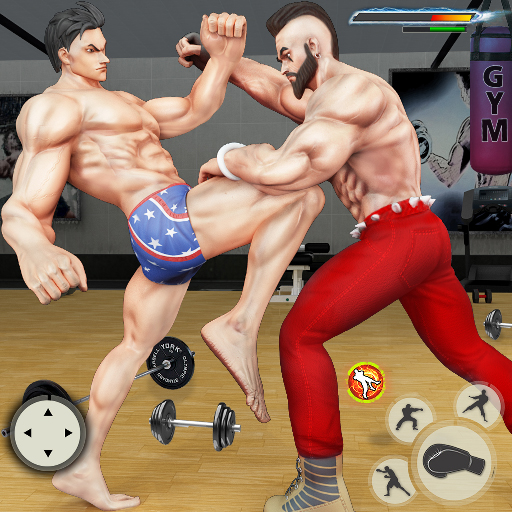 GYM Fighting Games: Bodybuilder Trainer Fight PRO  1.5.3 MOD APK Dwnload – free Modded (Unlimited Money) on Android