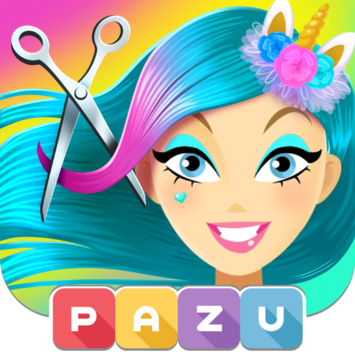 Girls Hair Salon Unicorn – Hairstyle kids games 1.42 MOD APK Dwnload – free Modded (Unlimited Money) on Android