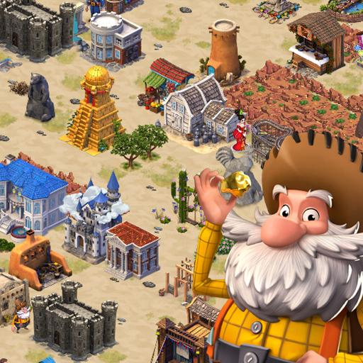 Goldrush: Westward Settlers! 2.4.8 MOD APK Dwnload – free Modded (Unlimited Money) on Android