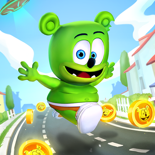 Gummy Bear Run – Endless Running Games 2021  1.5.6 MOD APK Dwnload – free Modded (Unlimited Money) on Android