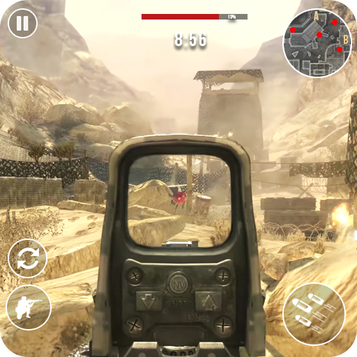 Gun Strike Fire: FPS Free Shooting Games 2021  1.2.4 MOD APK Dwnload – free Modded (Unlimited Money) on Android