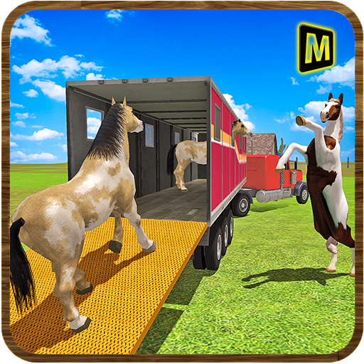 Horse Stunts Transporter Truck 0.1 MOD APK Dwnload – free Modded (Unlimited Money) on Android