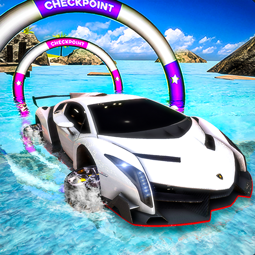 Incredible Water Surfing Hero 3D: Car Racing Game 1.3 MOD APK Dwnload – free Modded (Unlimited Money) on Android