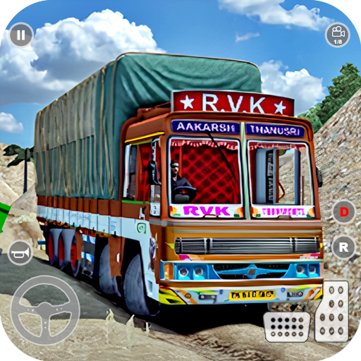 Indian Truck Cargo Simulator 2020: New Truck Games 1.0 MOD APK Dwnload – free Modded (Unlimited Money) on Android