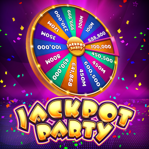 Jackpot Party Casino Games: Spin FREE Casino Slots  5020.00 MOD APK Dwnload – free Modded (Unlimited Money) on Android