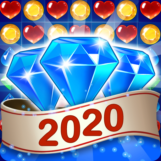 Jewel & Gem Blast – Match 3 Puzzle Game  2.5.9 MOD APK Dwnload – free Modded (Unlimited Money) on Android