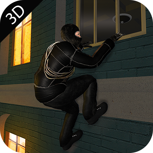 Jewel Thief Grand Crime City Bank Robbery Games  MOD APK Dwnload – free Modded (Unlimited Money) on Android