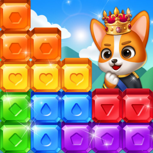 Jewels King : Castle Blast 1.3.2  MOD APK Dwnload – free Modded (Unlimited Money) on Android