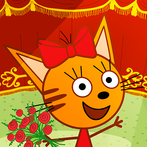 Kid-E-Cats Circus Games! Three Cats for Children  MOD APK Dwnload – free Modded (Unlimited Money) on Android