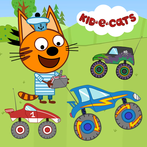 Kid-E-Cats: Kids racing. Monster Truck 1.1.3 MOD APK Dwnload – free Modded (Unlimited Money) on Android