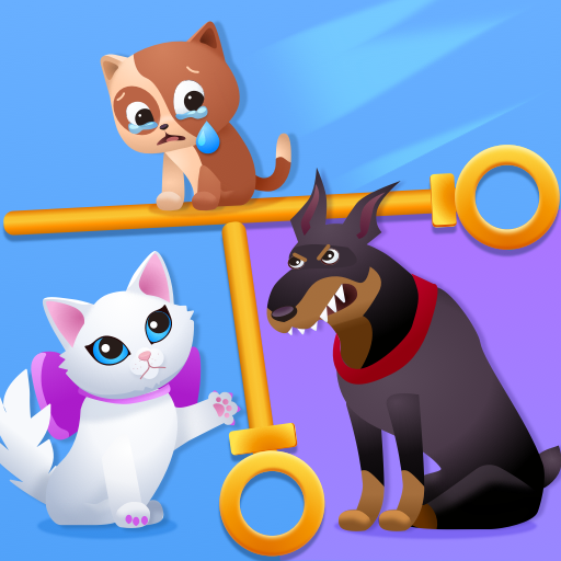 Kitten Rescue – Pin Pull 2.5 MOD APK Dwnload – free Modded (Unlimited Money) on Android