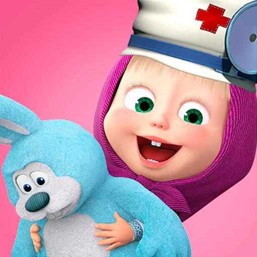 Masha and the Bear: Toy doctor 1.2.3 MOD APK Dwnload – free Modded (Unlimited Money) on Android