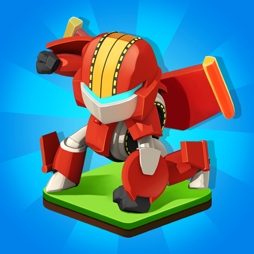 Merge Robots – Click & Idle Tycoon Games 1.5.0 MOD APK Dwnload – free Modded (Unlimited Money) on Android