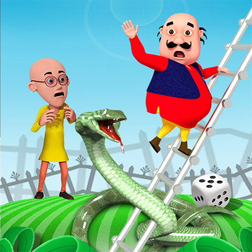 Motu Patlu Snakes & Ladder Game 1.0.4 MOD APK Dwnload – free Modded (Unlimited Money) on Android