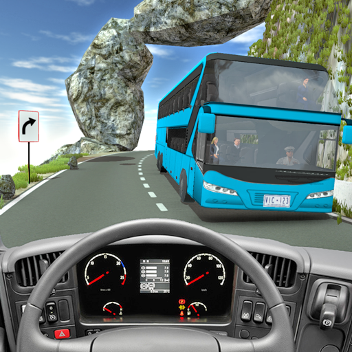 Mountain Bus Simulator 3D  3.7 MOD APK Dwnload – free Modded (Unlimited Money) on Android