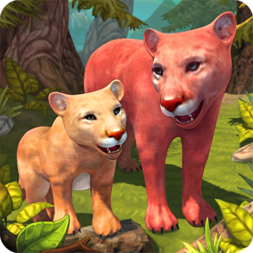 Mountain Lion Family Sim Animal Simulator  1.8.1 MOD APK Dwnload – free Modded (Unlimited Money) on Android
