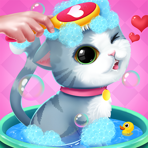 🐈🛁My Little Cat – Virtual Pet  MOD APK Dwnload – free Modded (Unlimited Money) on Android