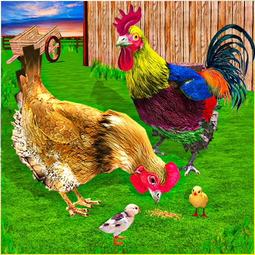 New Hen Family Simulator: Chicken Farming Games 1.09 MOD APK Dwnload – free Modded (Unlimited Money) on Android