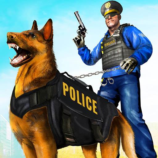 Police Dog Airport Crime Chase : Dog Games 3.1 MOD APK Dwnload – free Modded (Unlimited Money) on Android