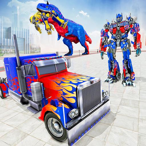 Police Truck Robot Game – Transforming Robot Games  1.2.0 MOD APK Dwnload – free Modded (Unlimited Money) on Android