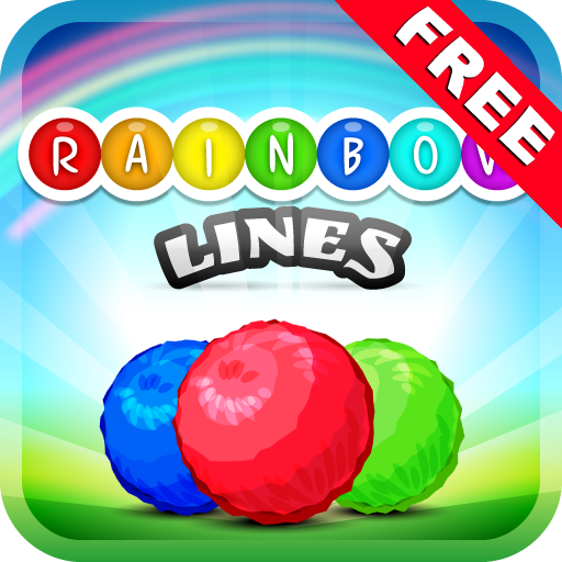 Rainbow Lines 1.3.11  MOD APK Dwnload – free Modded (Unlimited Money) on Android