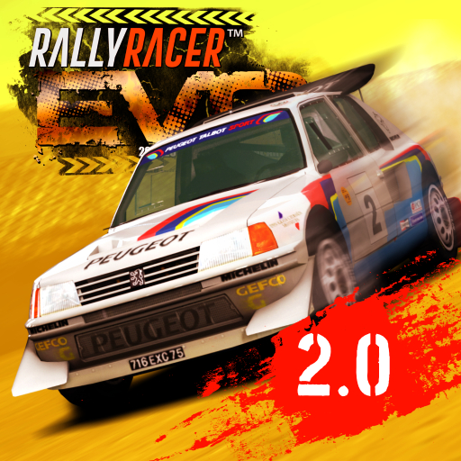 Rally Racer EVO® 2.03   MOD APK Dwnload – free Modded (Unlimited Money) on Android