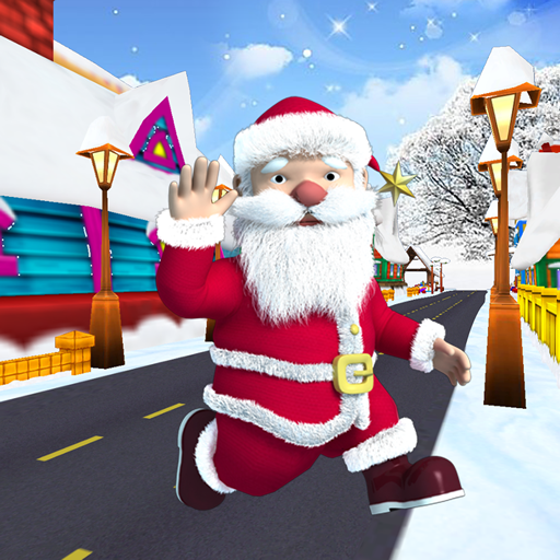 Santa Run 1.1.6 MOD APK Dwnload – free Modded (Unlimited Money) on Android