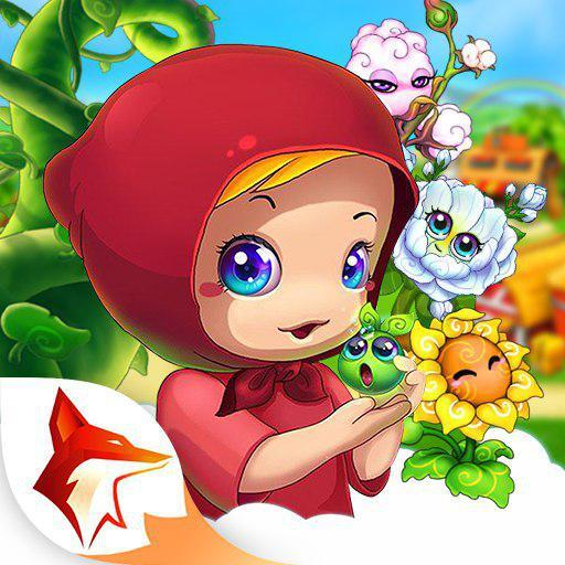 Sky Garden ZingPlay – free farm game 2.5.9 MOD APK Dwnload – free Modded (Unlimited Money) on Android
