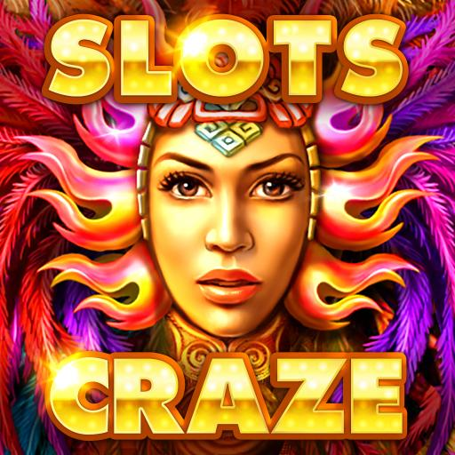 🎰 Slots Craze: Free Slot Machines & Casino Games  1.152.75 MOD APK Dwnload – free Modded (Unlimited Money) on Android