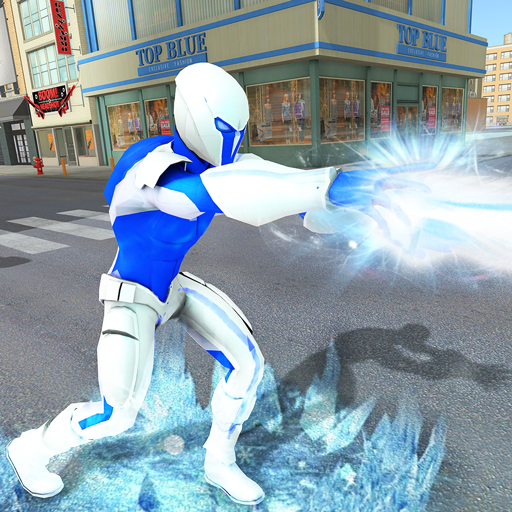 Snow Storm Super Human: Flying Ice Superhero War 1.0.5 MOD APK Dwnload – free Modded (Unlimited Money) on Android