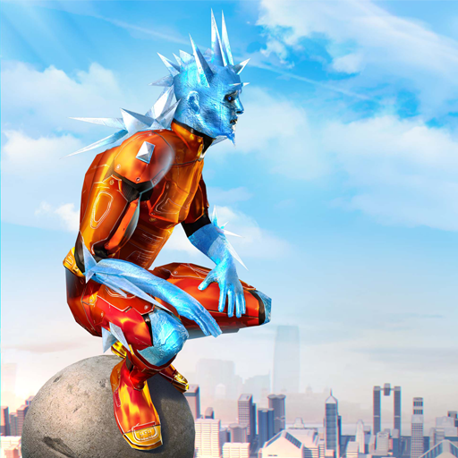 Snow Storm Superhero 1.1.4 MOD APK Dwnload – free Modded (Unlimited Money) on Android