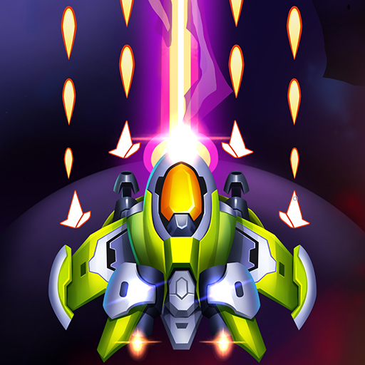 Space Force: Alien Shooter War 1.4.7 MOD APK Dwnload – free Modded (Unlimited Money) on Android